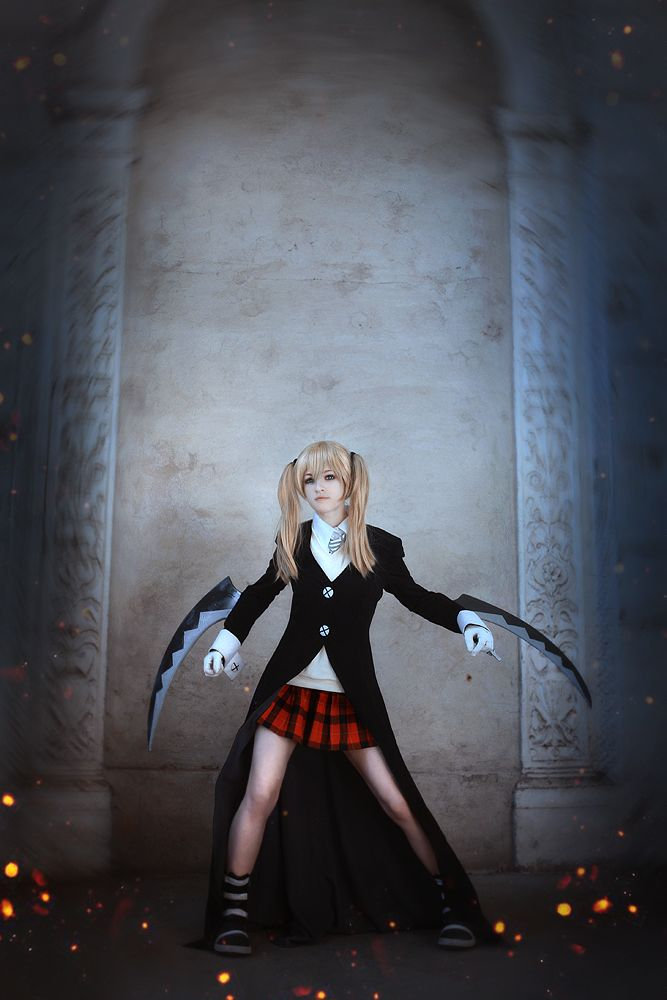 Maka Alban from Soul Eater, cosplayed by Torati More cosplay at AllThatsEpic& Follow us on Twitter! Submit us your cosplays