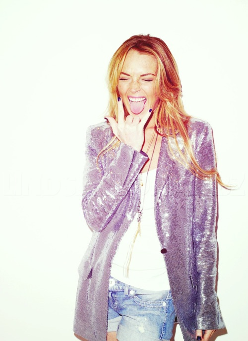 Lindsay Lohan / Party Girl / Rockstar