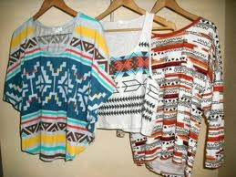 Cute!Primary Colors, Crop Tops, Indian Style, Tribal Prints, Bright Colors, Tribal Pattern, Tribal Style, Colors Fashion, Native American