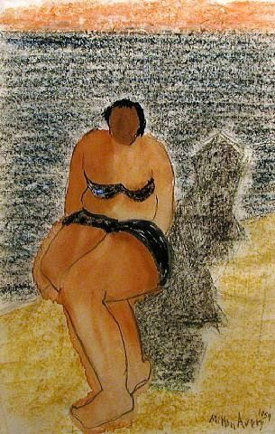 1000 images about milton avery on pinterest gouache for Design your own bathers