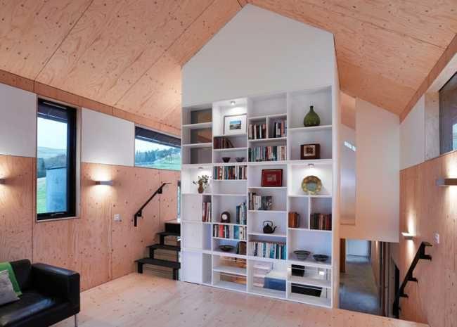 Rekonštrukcia starej stodoly na priestranný víkendový dom | Realizácie | Architektúra | www.asb.sk