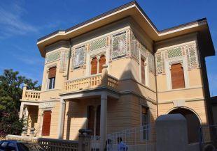 #Viareggio, apre di nuovo i battenti Villa Argentina, uno storico edificio Liberty recuperato dopo un complesso restauro. Sarà un importante centro culturale.  #Toscana #Versilia