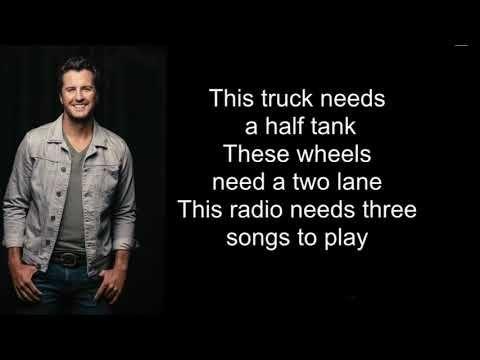 Luke Bryan , knockin boots (lyrics) , YouTube