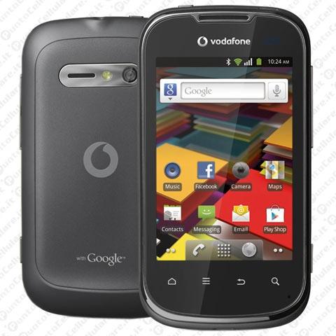 Vodafone Smart 2 - nei negozi il nuovo smartphone a soli 99 euro