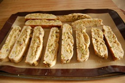 honey pistachio biscotti | YUM - sweet | Pinterest
