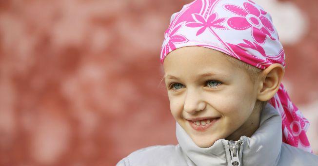 5 tipos de cáncer infantil más frecuentes