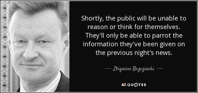 """ΕΛΛΗΝΙΚΗ ΔΡΑΣΗ: Πέθανε ο Ζμπίγκνιου Μπρεζίνσκι, ο """"αρχιτέκτονας"""" τ..."""