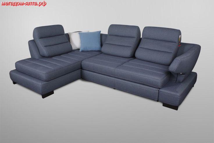 Угловой диван»Чикаго»это современный стиль и нестандартные дизайнерские решения. Этот современный и практичный диван есть в наличии в Ялтинском торгово выставочном центре Мегадом.«Чикаго» – классный, удобный, комфортный угловой диван, воплотивший передовые дизайнерские мысли и их решения в технологии. Высокие упругие подушки эргономичной формы и тщательно подобранная комбинация различных наполнителей делают изделие чрезвычайно мягким и удобным. .