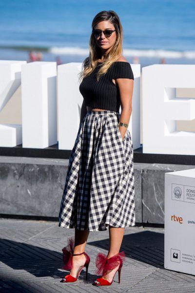 100 looks de Blanca Suárez con los que poner a prueba su estilo. ¿Te gusta más en sus apariciones públicas o en su día a día?