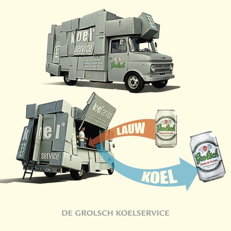 GROLSCH KOELSERVICE
