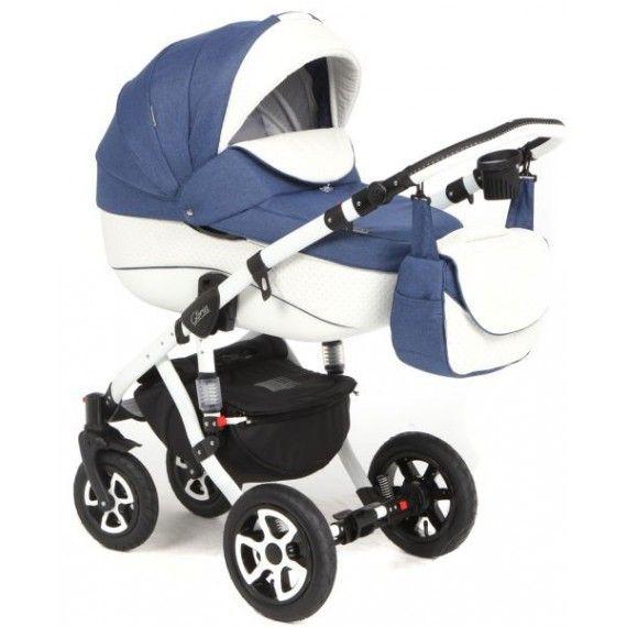 Детская коляска 2 в 1 Adamex Gloria Eco