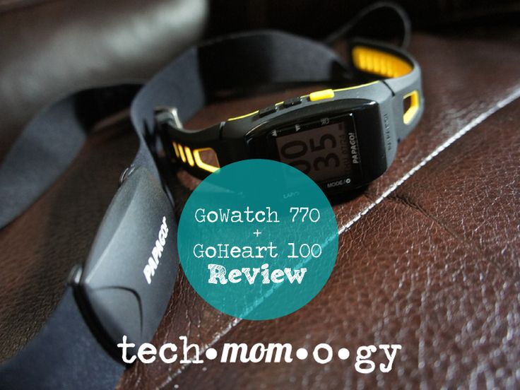 Papago GoWatch 770 + GoHeart 100 Review @techmomogy