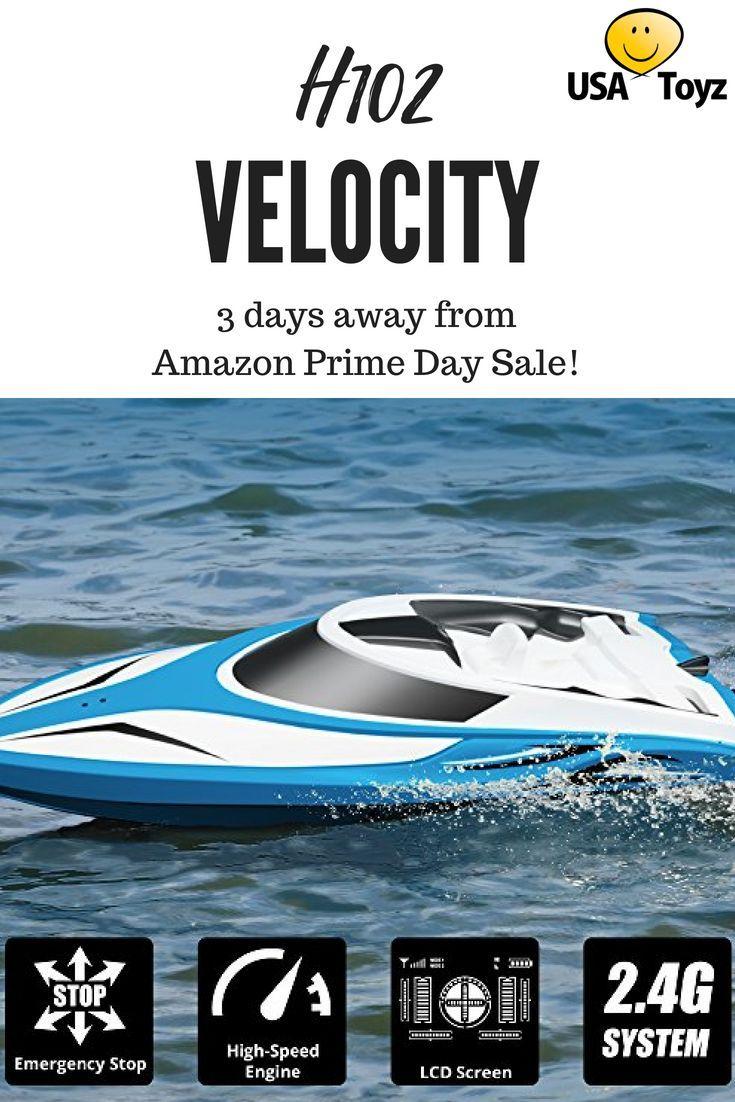 H102 Velocity Remote Control Boat Rc Cars And Boats Boat Remote