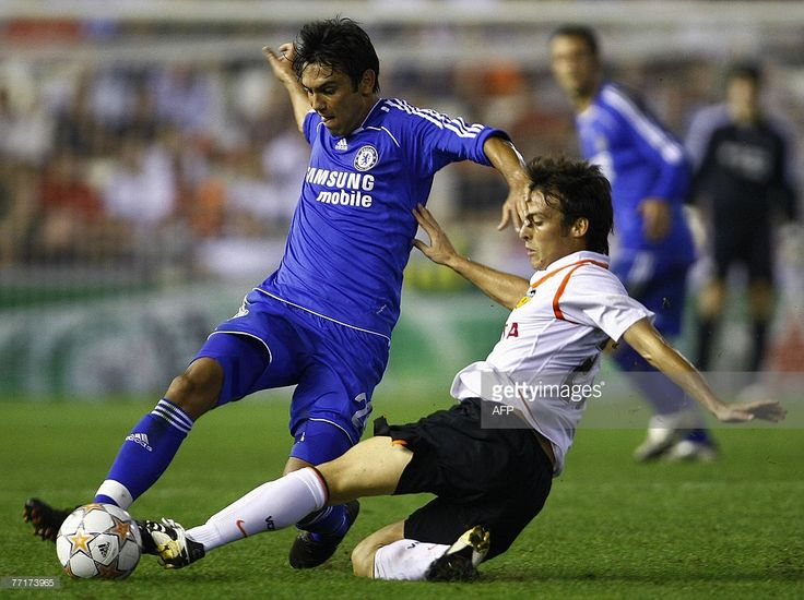 Find out what Paulo Ferreira is doing now.