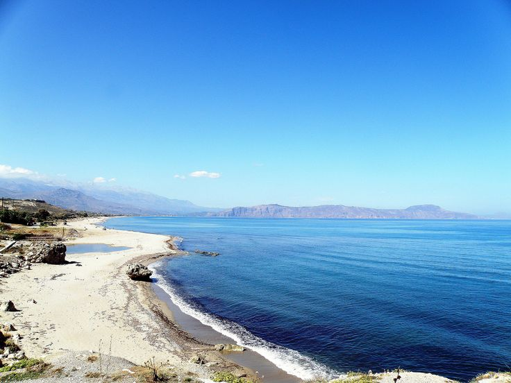 Georgioupolis – Petres | The Largest Sandy Beach on Crete