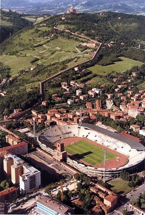 Portico di San Luca Bologna