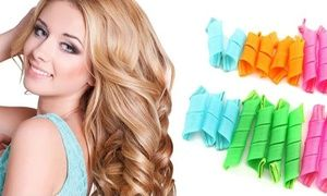 Groupon - Magic Hair Curlers: Pack of 18 (£7.49) or Pack of 36 (£10.99) (Up to 73% Off). Groupon deal price: £7.49