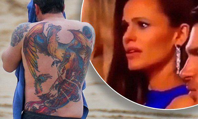 Jennifer Garner Meme Revived As Fans Savage Ben Affleck S Tattoo