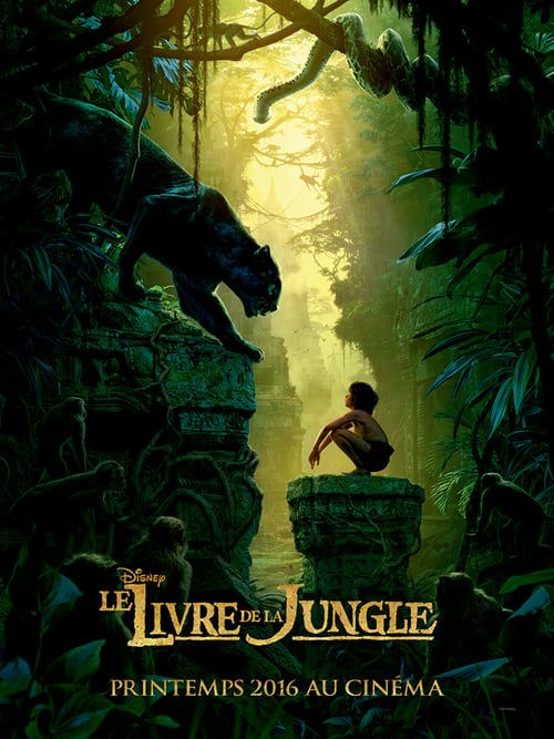 The Jungle Book Full Movie Online 2016