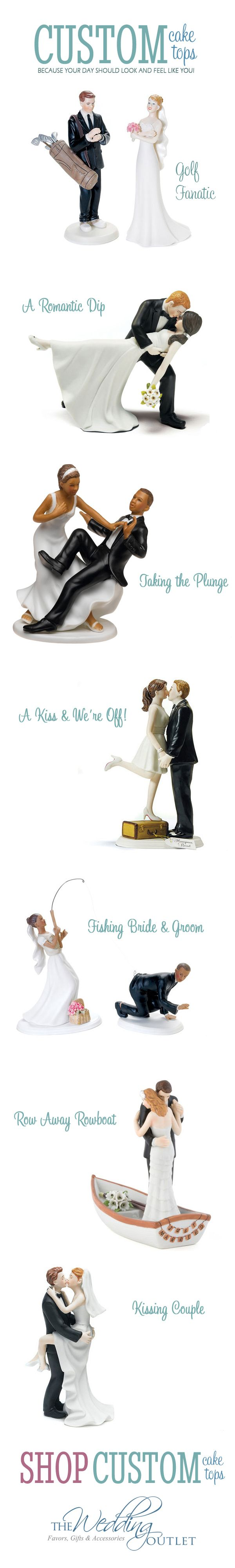 156 best Wedding Cake Toppers images on Pinterest