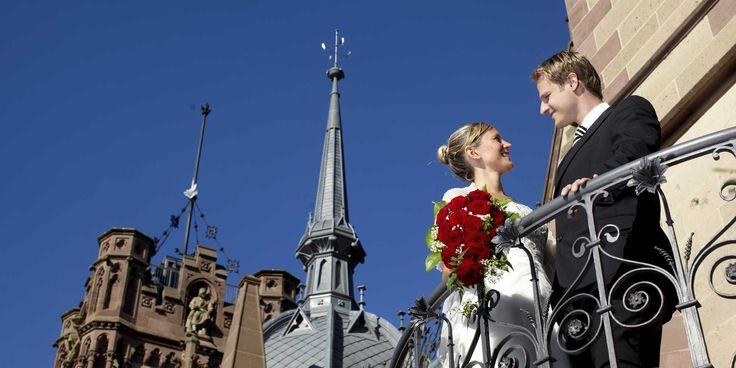 Heiraten auf Schloss Drachenburg