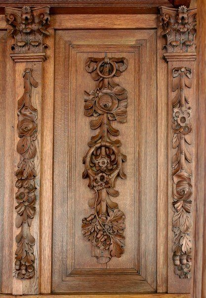 1000 images about carved wood doors on pinterest for Amazing hand carved doors