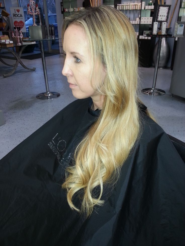 11 best hotheads hair extensions by rhonda images on pinterest after hotheads hair extensions by rhonda at roca salon spa in kansas city pmusecretfo Images