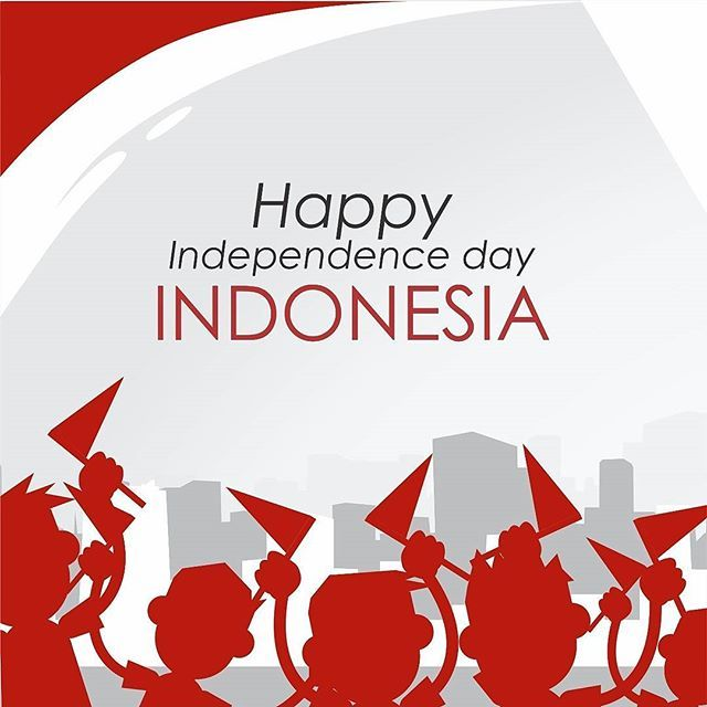 """happy independence day indonesia, 72th 🇲🇨 . . . . #design #graphics #graphicdesign  #business #logos #digital #digitalmarketing #marketing #creative #clickhousecreative #work #independence #day #72th #anniversary #info #infographic #information #malang #indonesia #illustration #freedome #HUT #RI #72"" by @clickhousecreative. #sem #communitymanager #redessociales #website #web #google #salesfunnel #webmarketing #listbuilding #makingmoney #biztip #marketinglife #smtips #instagramforbusiness…"