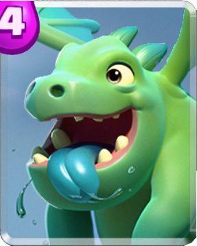 Baby Dragon  Clash Royale Deck Builder http://ift.tt/1STR6PC