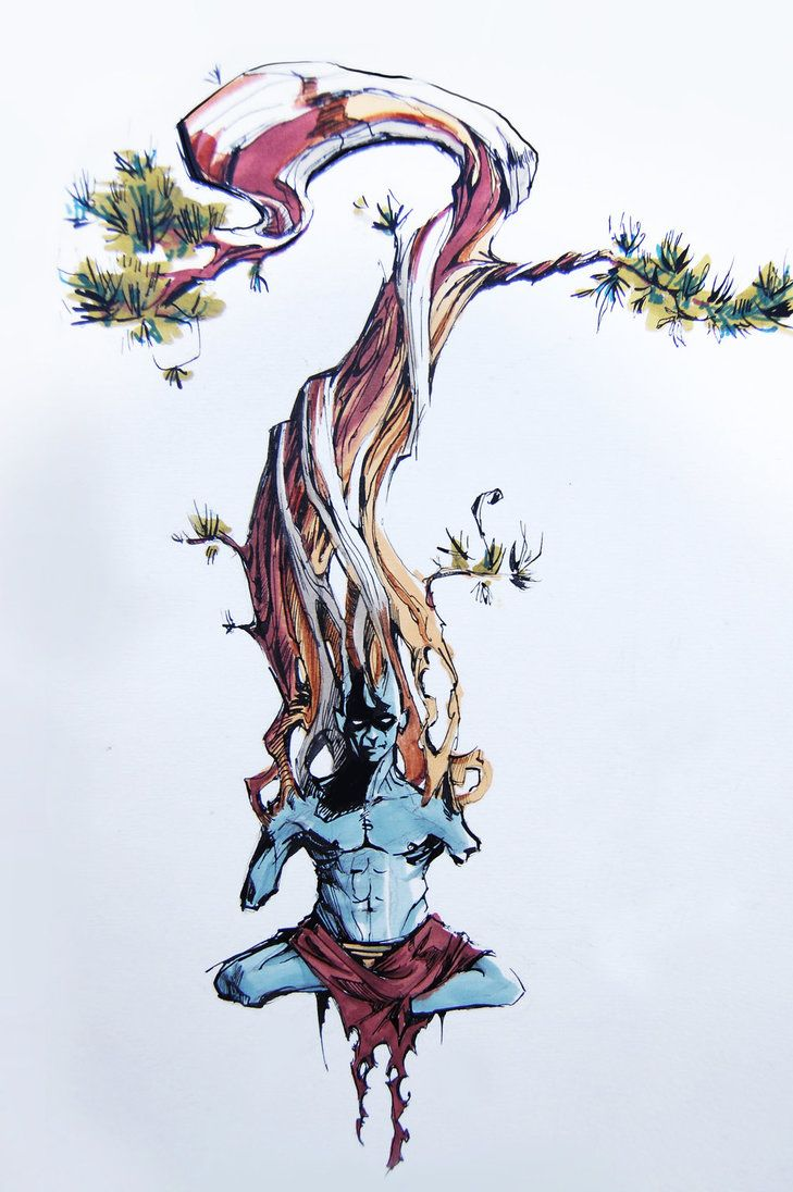 monk by MatusSzalontai.deviantart.com on @DeviantArt