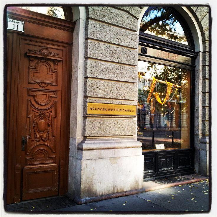 Andrássy Street - Budapest