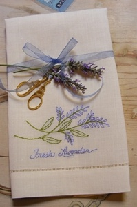 Picture of Freebie - Fresh Lavender Guest Towel