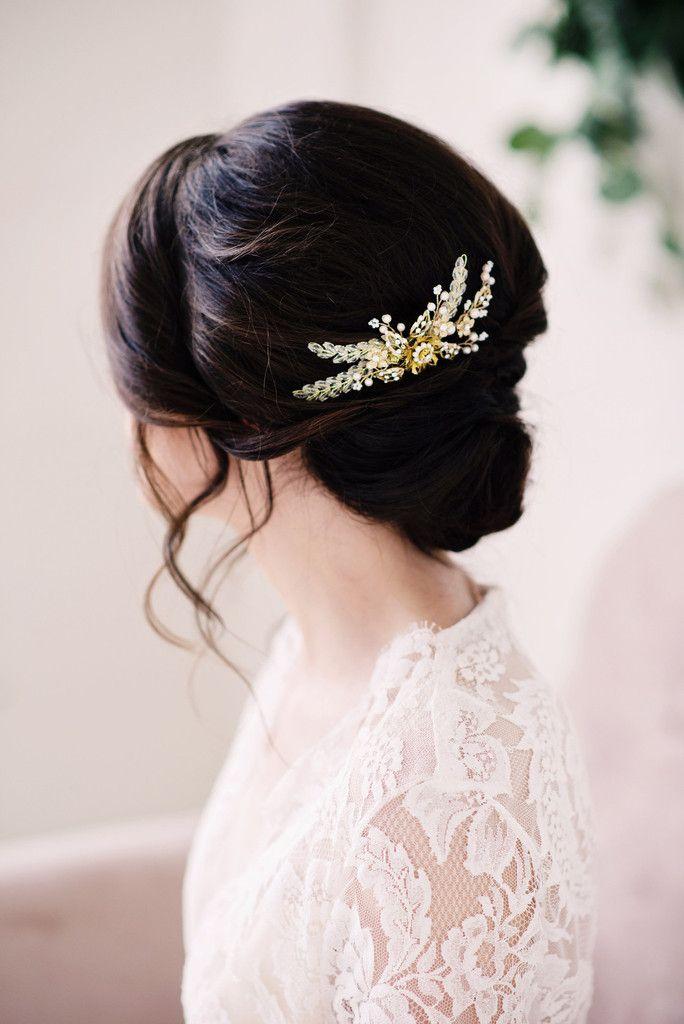 #updo #bridal #wedding #hair