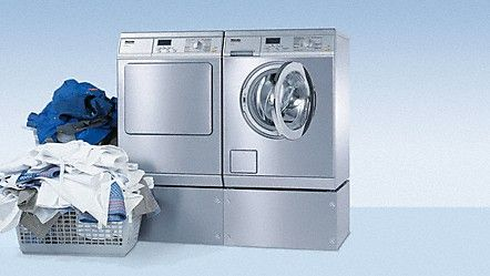Miele Professional Washing Machines, Tumble Dryers, Ironers