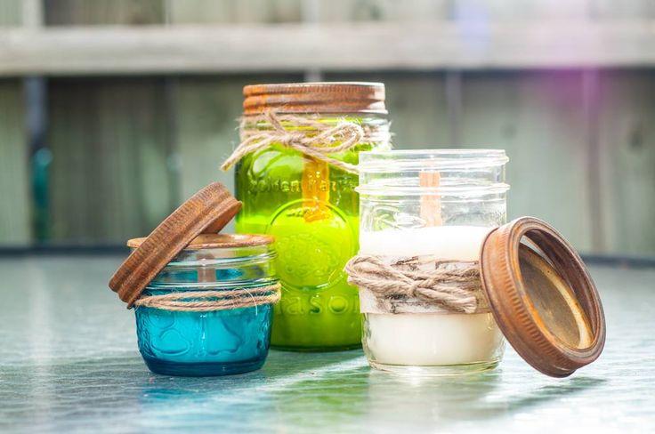 Blue-Butt Naked Green-Fresh Cut Grass White-Firewood