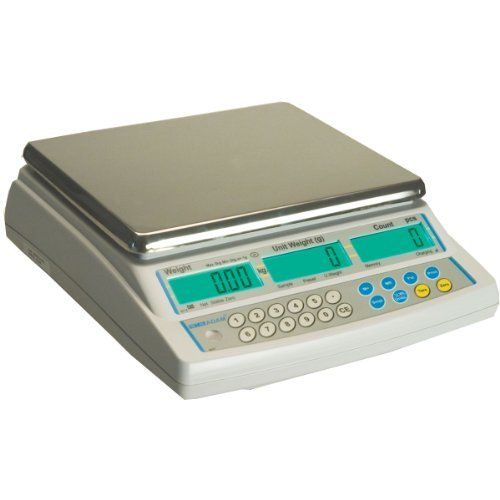Adam Equipment Cbc Counting Scale, 16Lb/8Kg Capacity And 0.0005Lb/0.2G Readability, 2015 Amazon Top Rated Conventional Balances #BISS