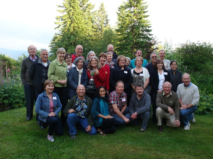 Mission Toastmasters had their year-end banquet in Jo Priestly's absolutely stunning garden haven! Great people, great food, SPECTACULAR view! Even had a helicopter camera shooting the event! Mission Toastmasters meet Tuesday nights, 7:30PM, at Cedarbrooke Chateau. http://missiontoastmasters.com/