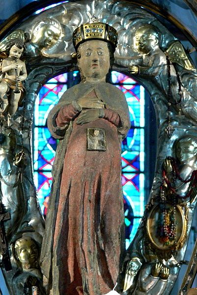 Maria in der Hoffnung, Bogenberg Marienkirche, XIIIe siècle