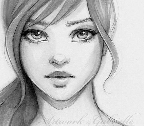 96 Easy Realistic Pencil Sketching Easy Pencil Drawings Of People