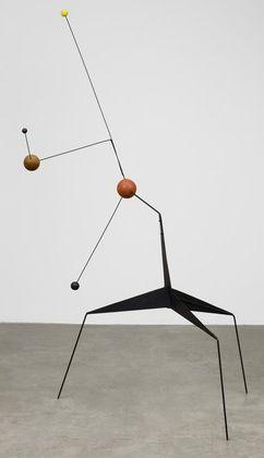 Morning Star. Alexander Calder. 1943