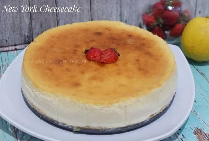New York Cheesecake Asli Enak Recommended Di 2021