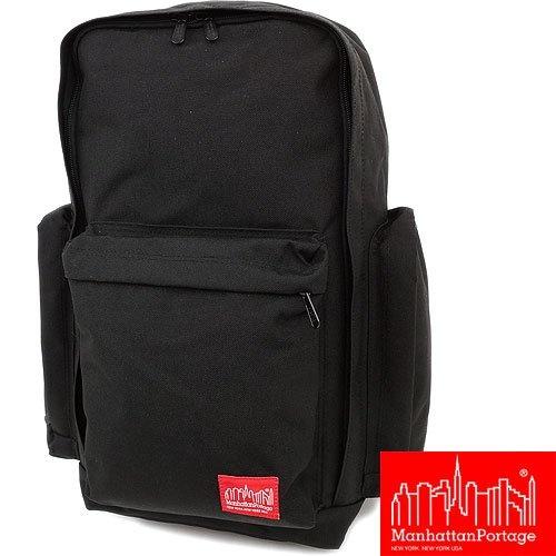 Manhattan Portage マンハッタンポーテージ バッグ Hiking Daypack デイパック(リュック バックパック) BLACK(MP1215