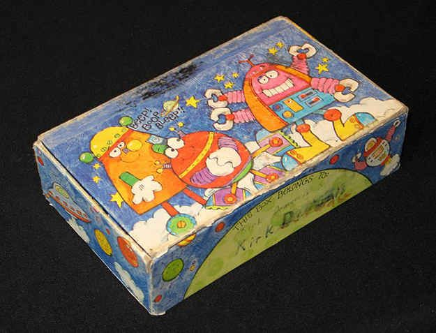Cardboard Pencil Boxes | 17 Retro School Supplies We Wish Were On Our Shopping Lists
