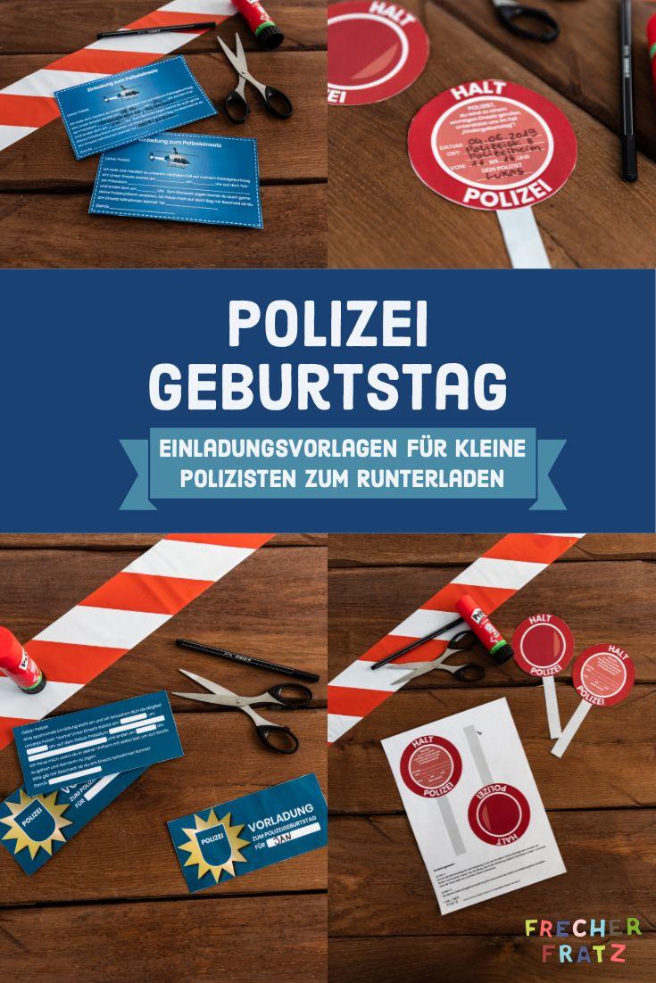 Pin Von Stephanie Spahic Auf Geburtstag In 2020 Polizei