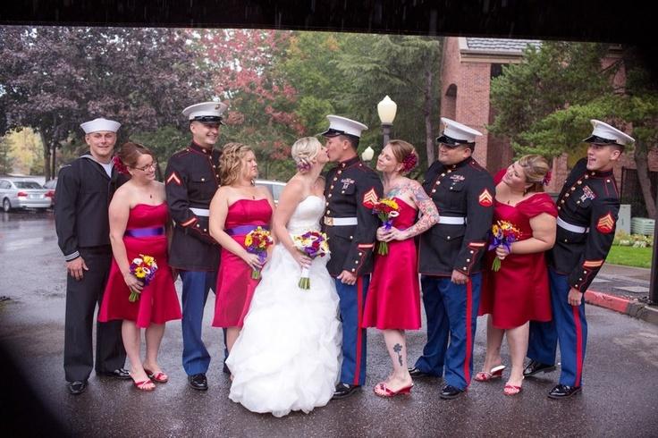 Marine Corps Wedding Us Pinterest Weddings And