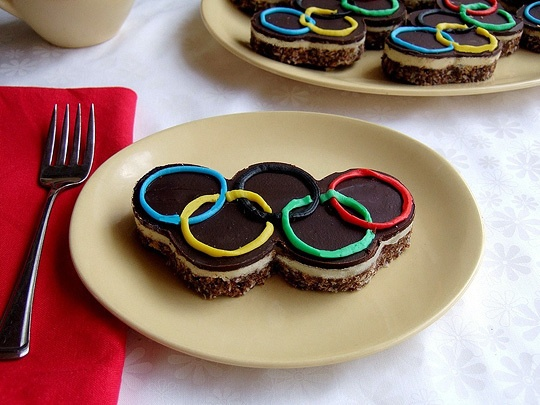 Olympic Cupcakes?