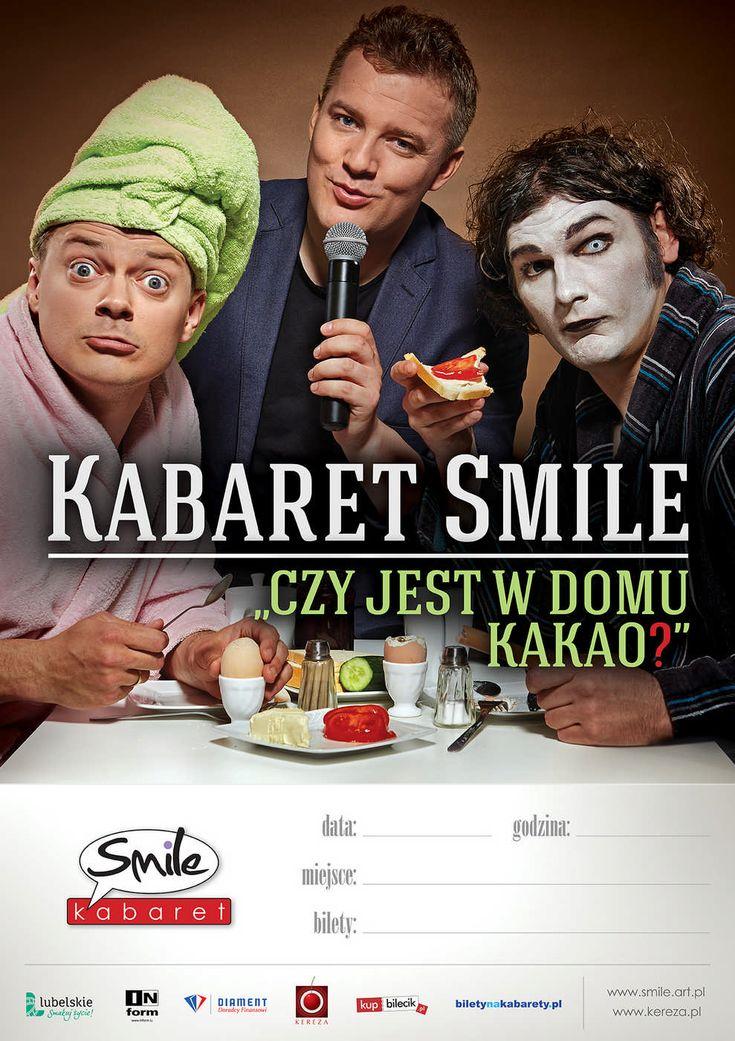 'Kabaret SMILE' 29.01.2014, godz. 19.00  http://www.nck.krakow.pl/component/content/article?id=959