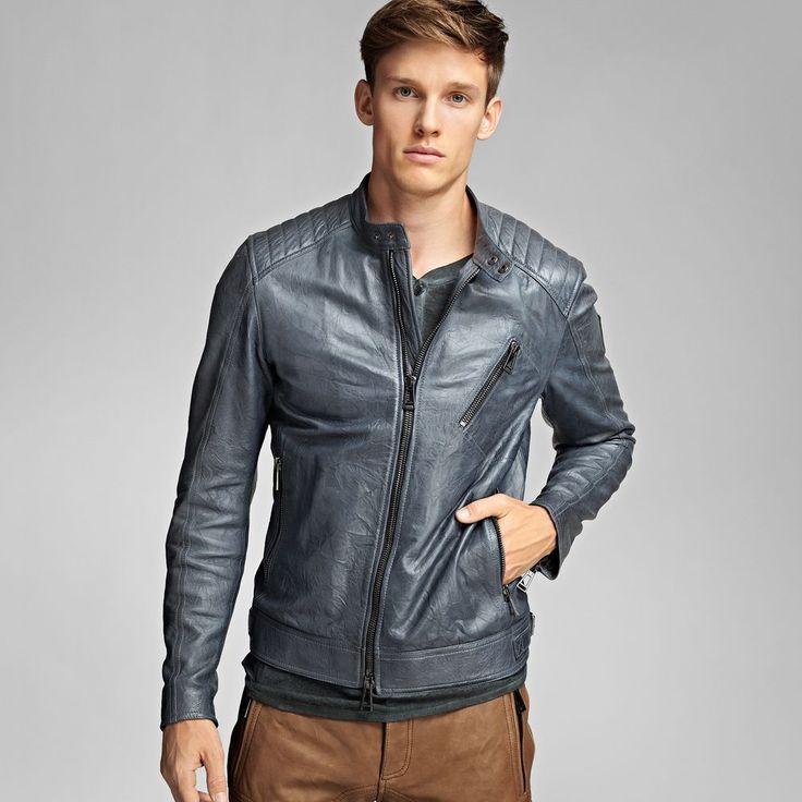 Mens K Racer Jacket | Mens Designer Jackets & Coats | Belstaff