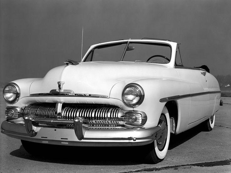 1951 Mercury Monterey Convertible