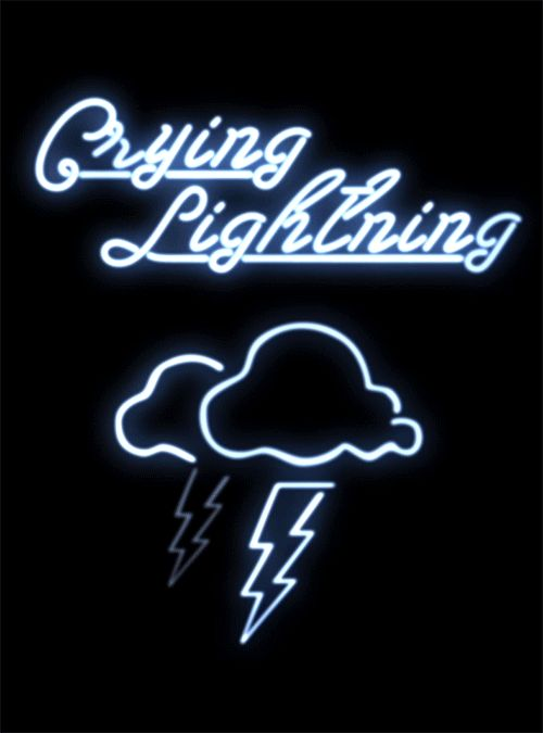 crying lightning // am